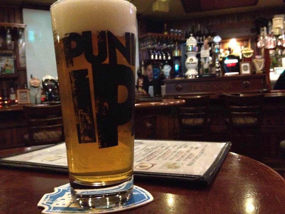 五反田THE GRAFTON BREWDOG PUNK IPA