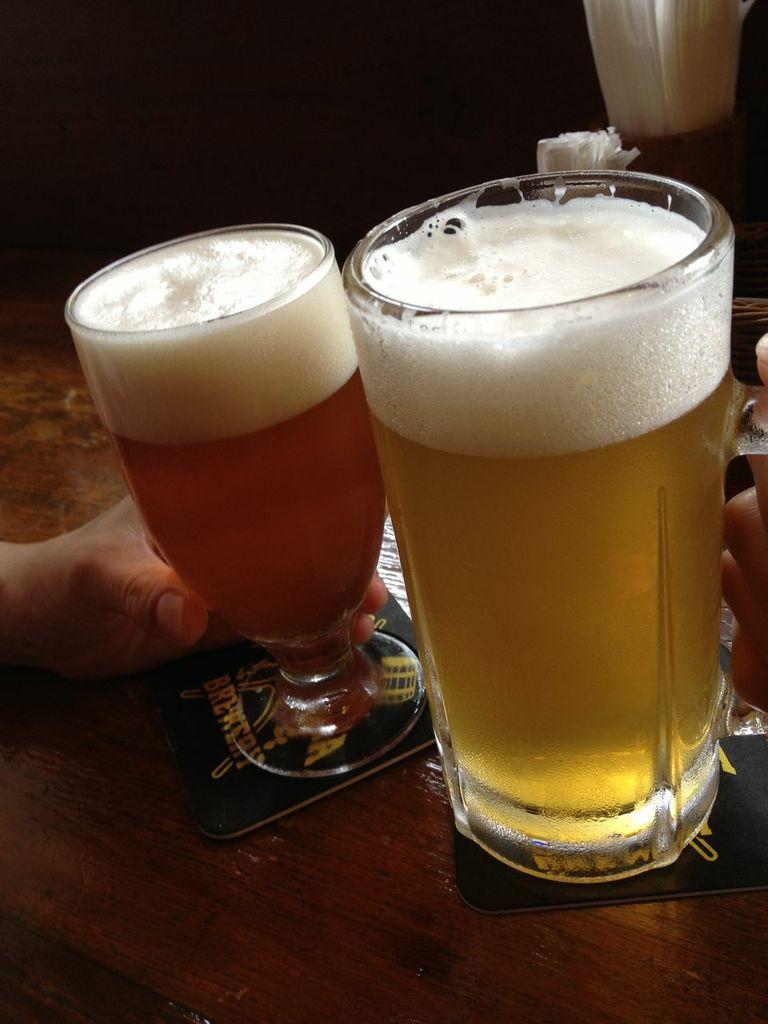 横浜,関内,馬車道,ランチ,ビール,驛の食卓