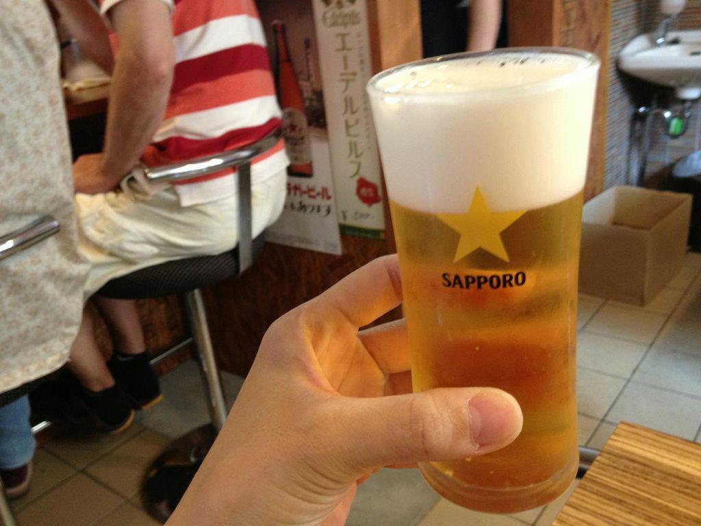 横浜,戸部,らーめん春友流,ビール