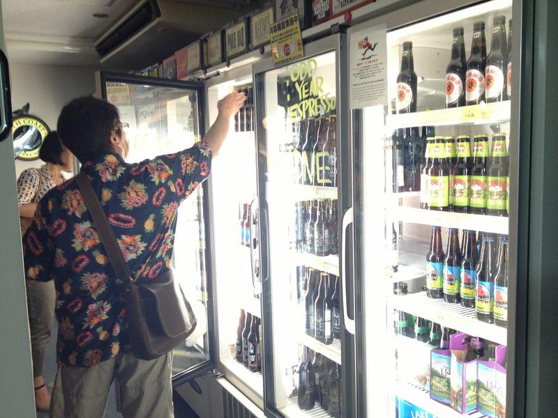 横浜,関内,吉田町,アンテナアメリカ,Antenna America,ナガノトレーディング,ビール