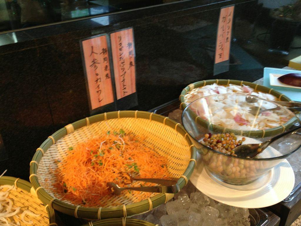 五反田,東武ホテル,ランチ,ナキューズ, na.cuis,サラダバー