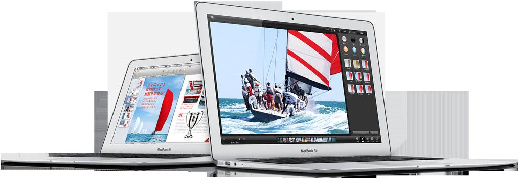Mac Book,Pro,Air,Apple,ノートパソコン