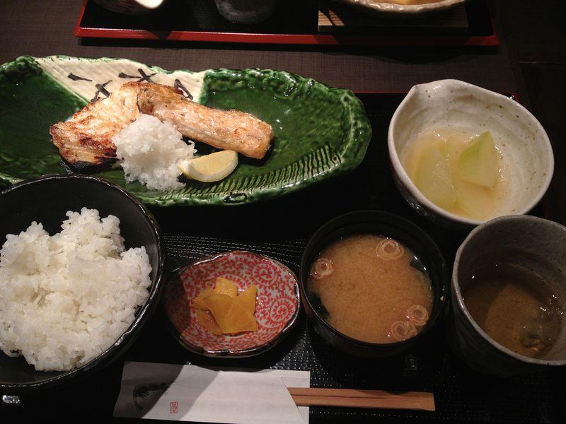 五反田,いろり焼き,玉の屋,ランチ