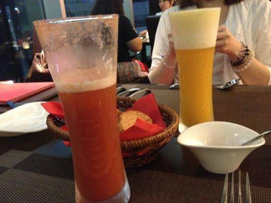 Celeb de TOMATO,セレブ・デ・トマト,トマト,東京ドームシティ,ビール