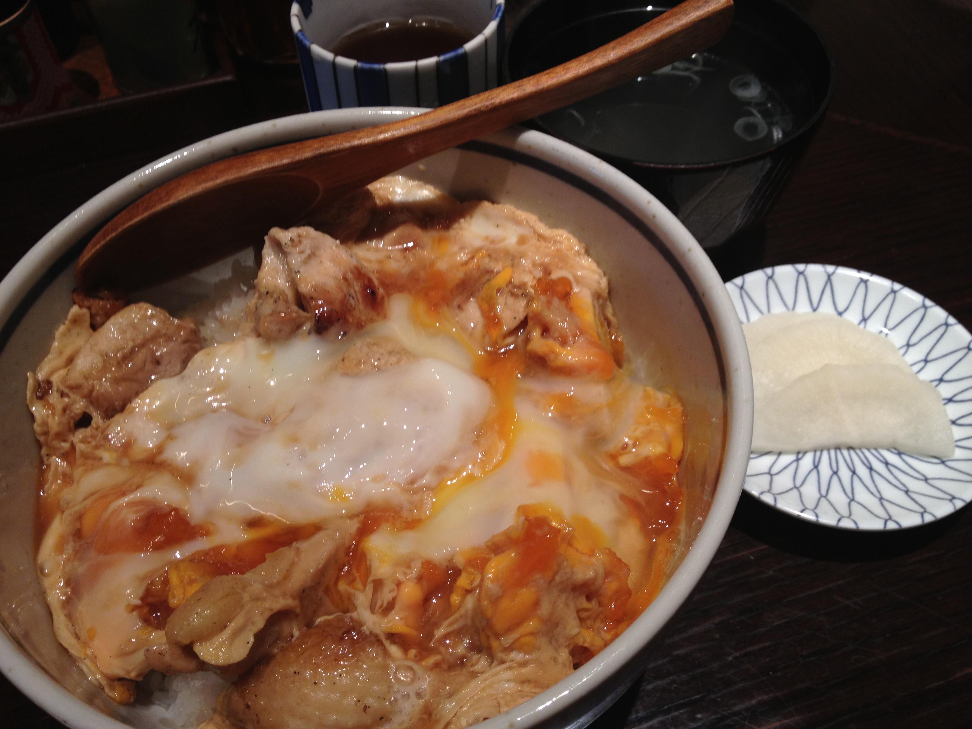五反田,ぎたろう軍鶏,焼鳥,たかはし,ミシュラン,親子丼,ランチ