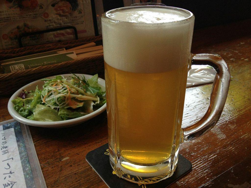 横浜ビール,驛の食卓,ランチ,ビール,ペールエール