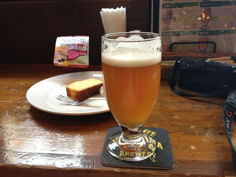 横浜ビール,驛の食卓,ランチ,ビール,ワンコイン