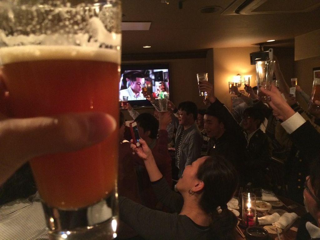 秋のビールミーティング ファイナル