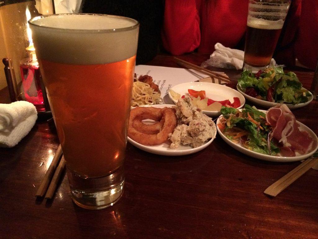 秋のビールミーティング ファイナル, スワンレイク,IPA