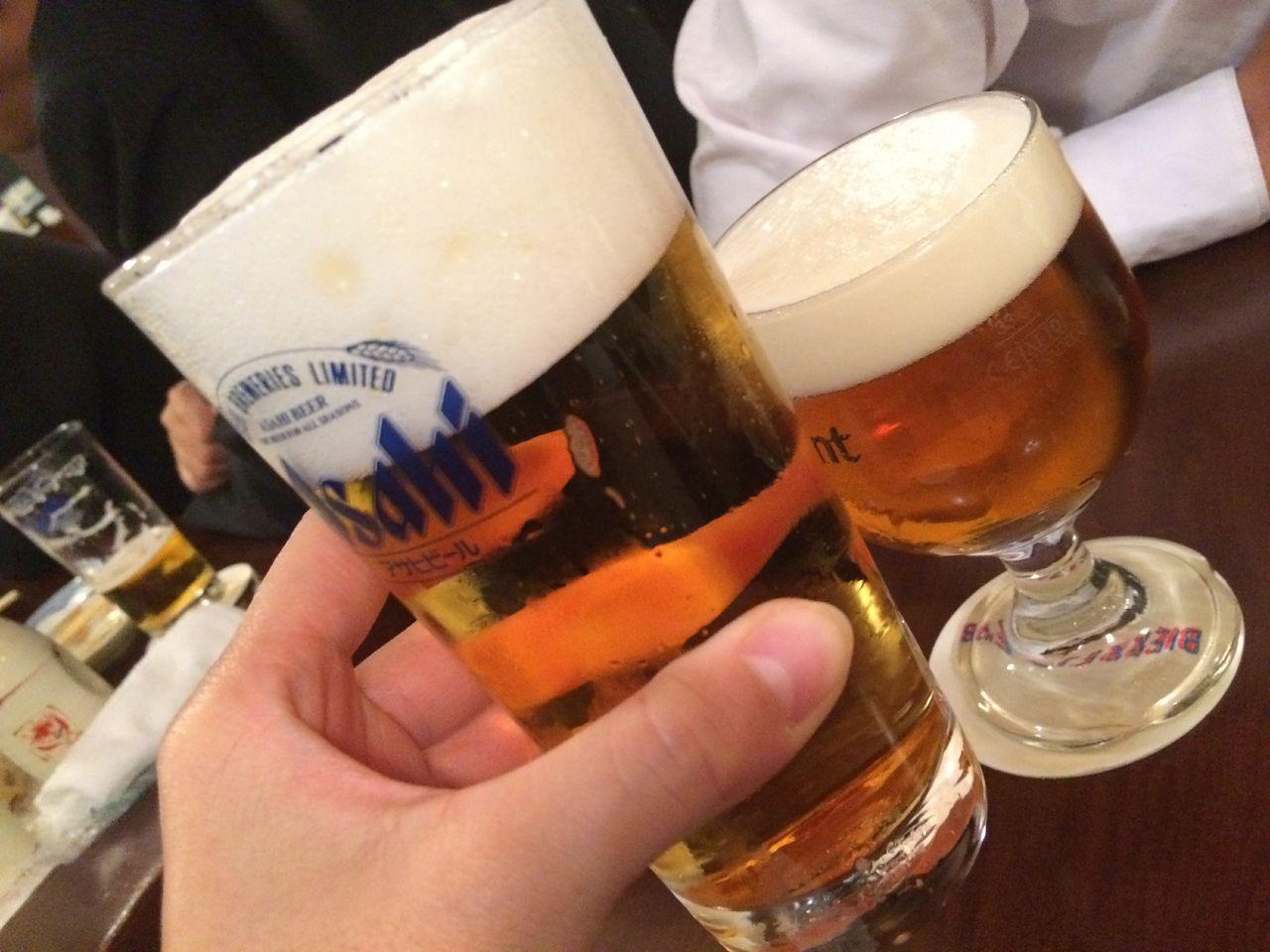 ビアライゼ98,新橋,ビール,ビアバー,マルエフ