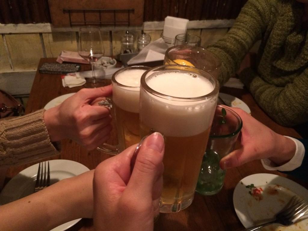 五反田,5月バル,ビール