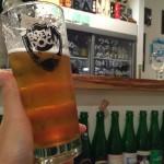 柏,ビアバー,ビール,Cluster,クラスター,brew dog,punk ipa