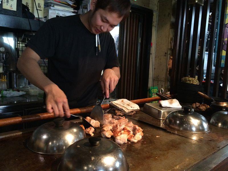五反田,鉄板焼たか,お好み焼き,ランチ