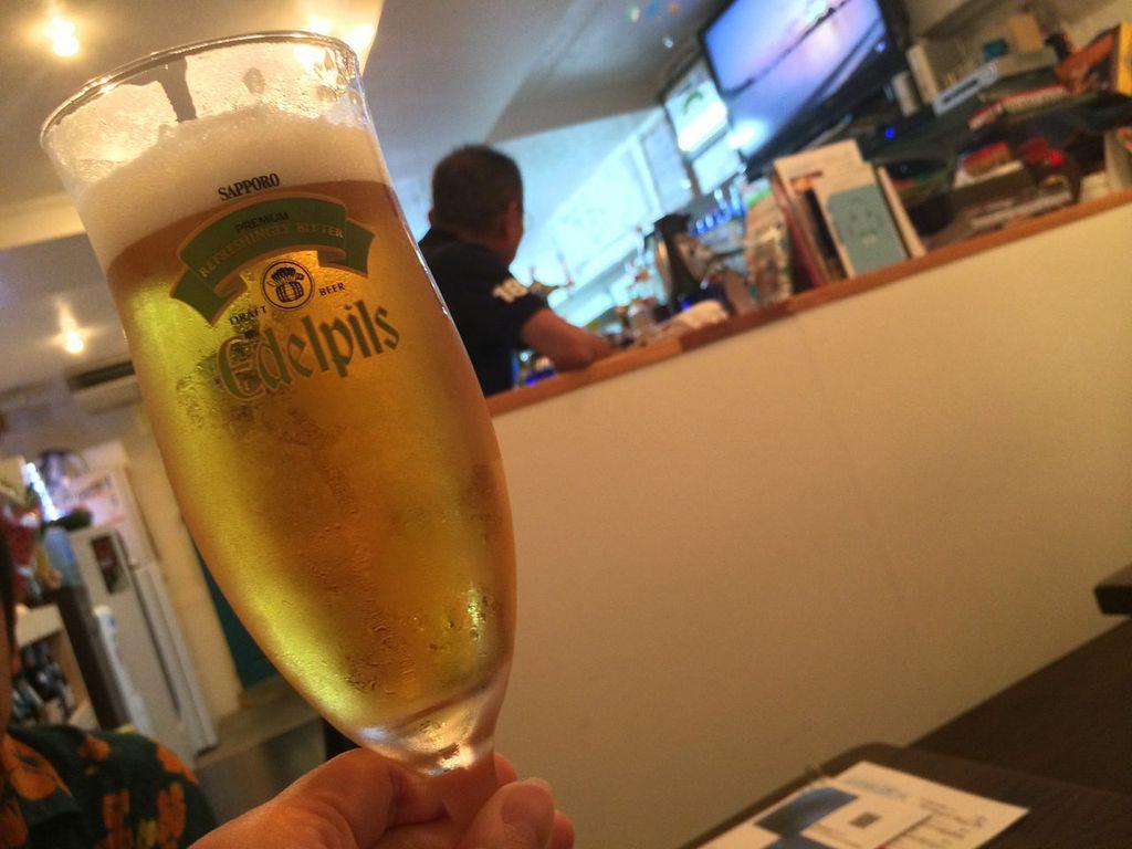 沖縄,,ビール,那覇,コトラ,KOTORA,エーデル
