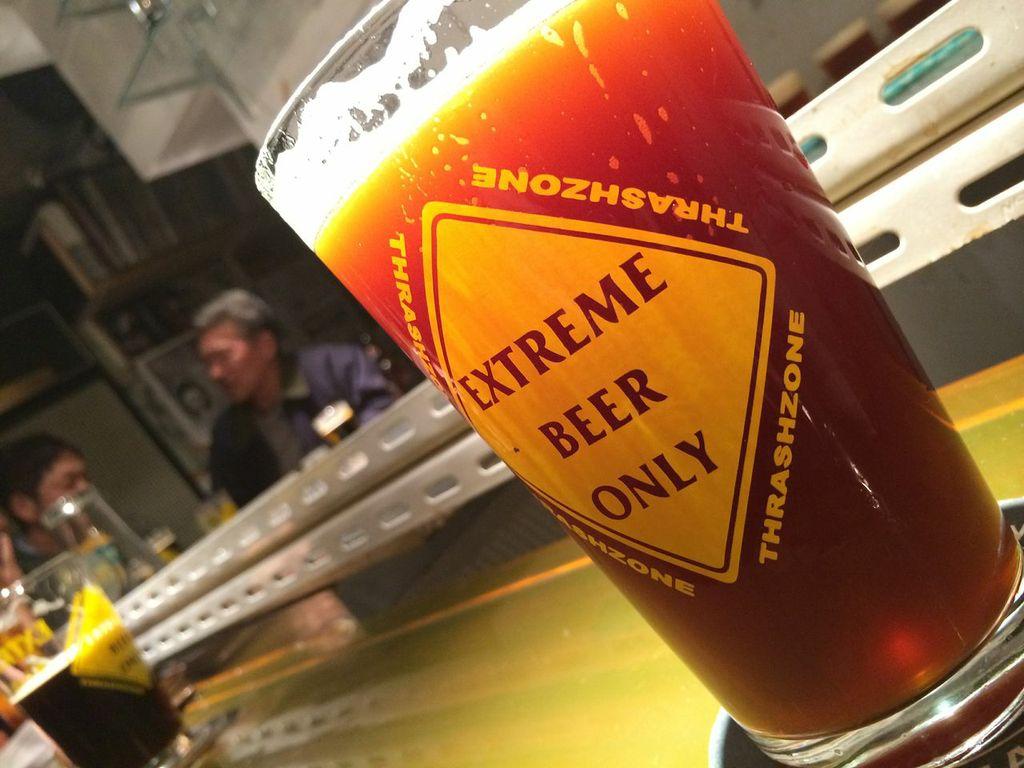 横浜,スラッシュゾーン,ビール