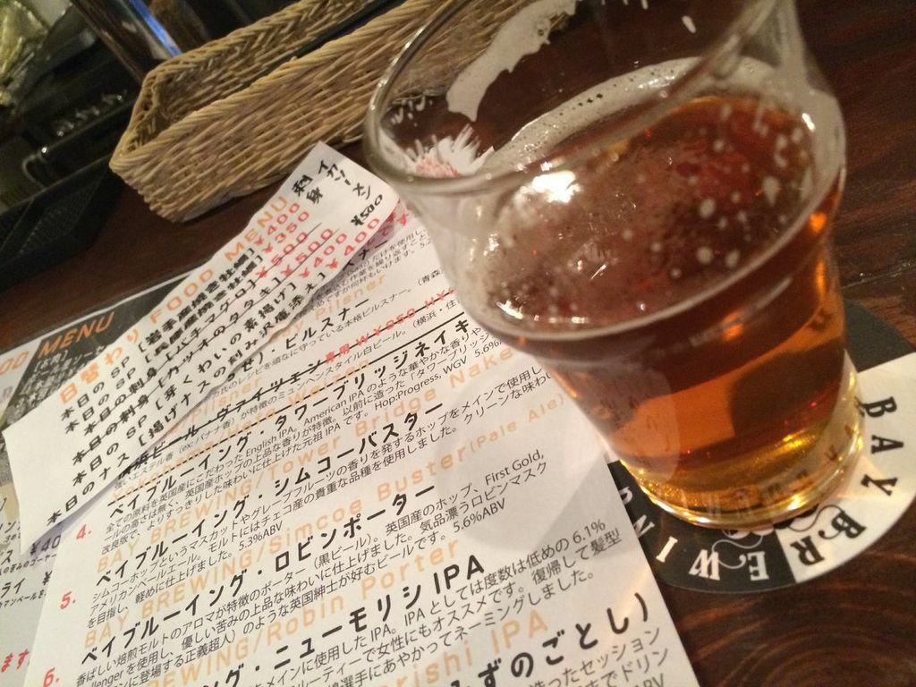 関内,吉田町,ベイブルーイング,ビール