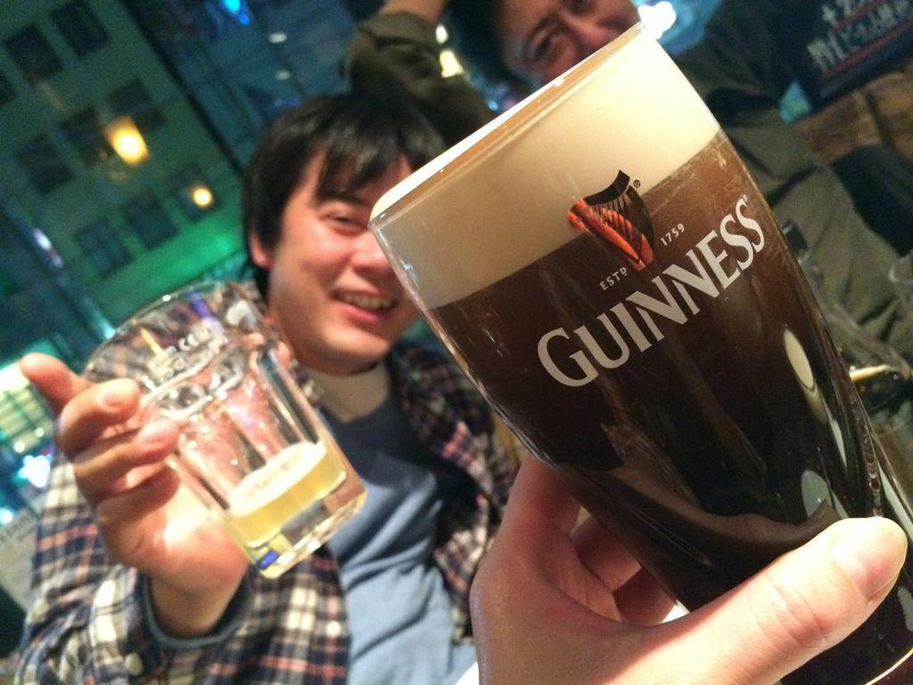 六本木,Abbot's Choice,ビール