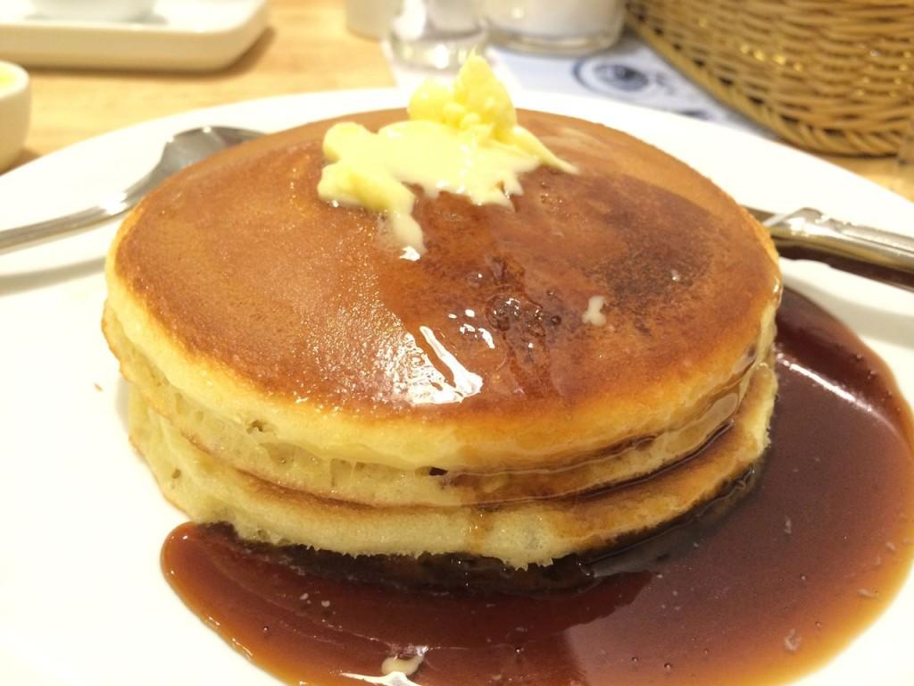 赤坂,ホットケーキ,パンケーキ,Fru-Full,フルフル,万惣