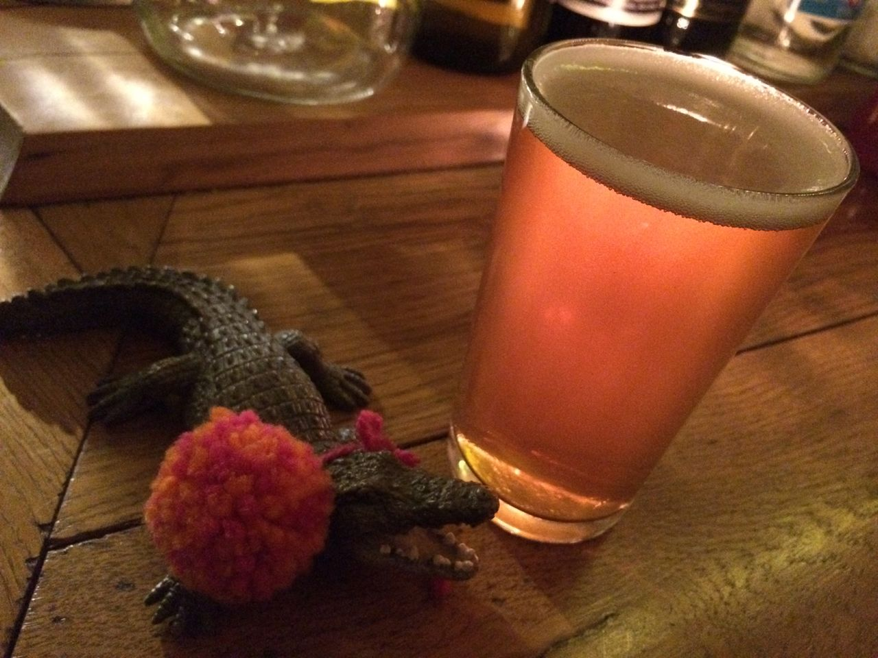 ビール,中目黒,hatos bar,Gigantic Brewing,ジャイガンティック