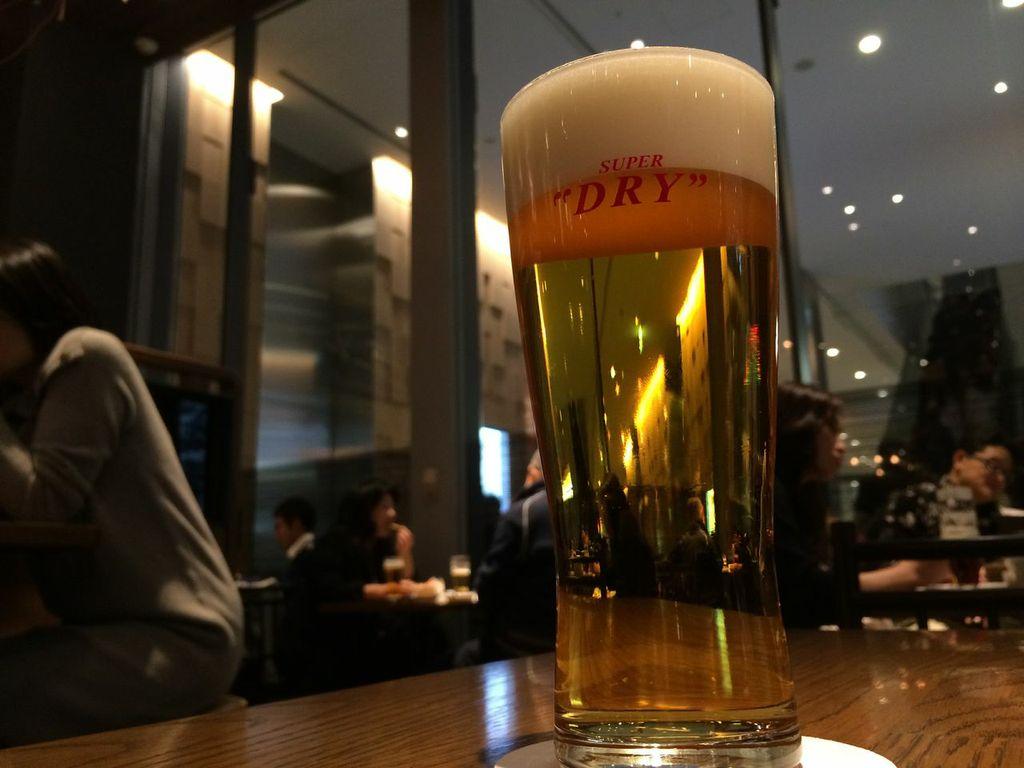 """東京駅,KITTE,ビール,BEER&SPICE SUPER """"DRY"""""""