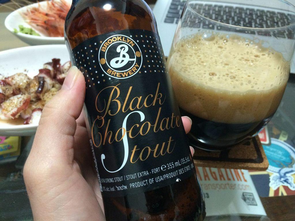 ブルックリンブラックチョコレートスタウト,Brooklyn Black Chocolate Stout