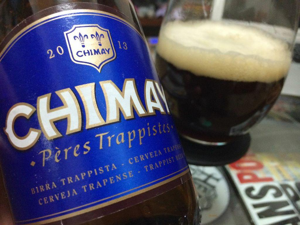 シメイブルー,Chimay Blue