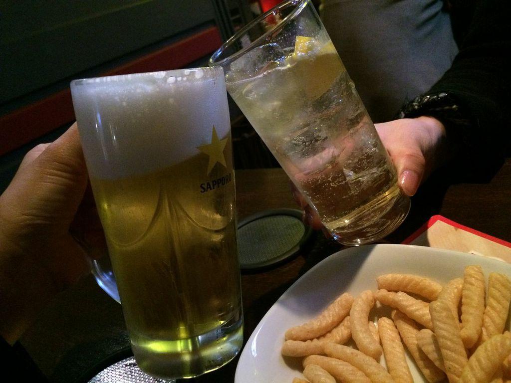 五反田,Okage Bar,おかげバー,ロック,ビール