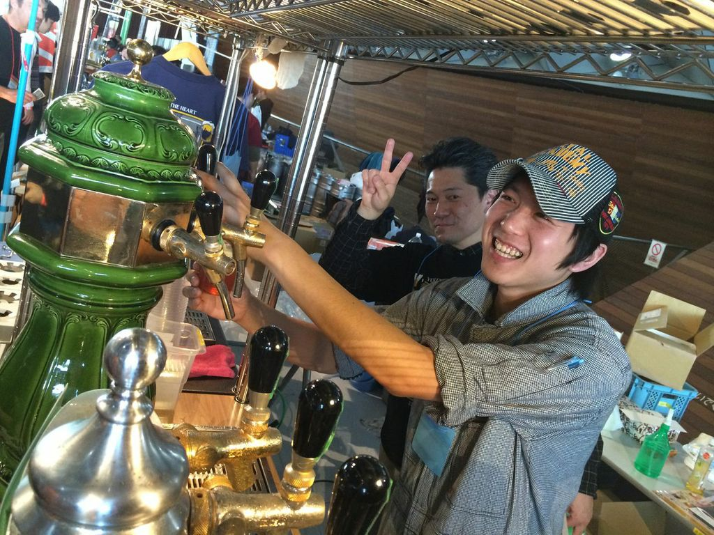 JAPAN BREWERS CUP FESTIVAL,2014,横浜,大桟橋,ビアフェス,横浜ビール,クリオロエール