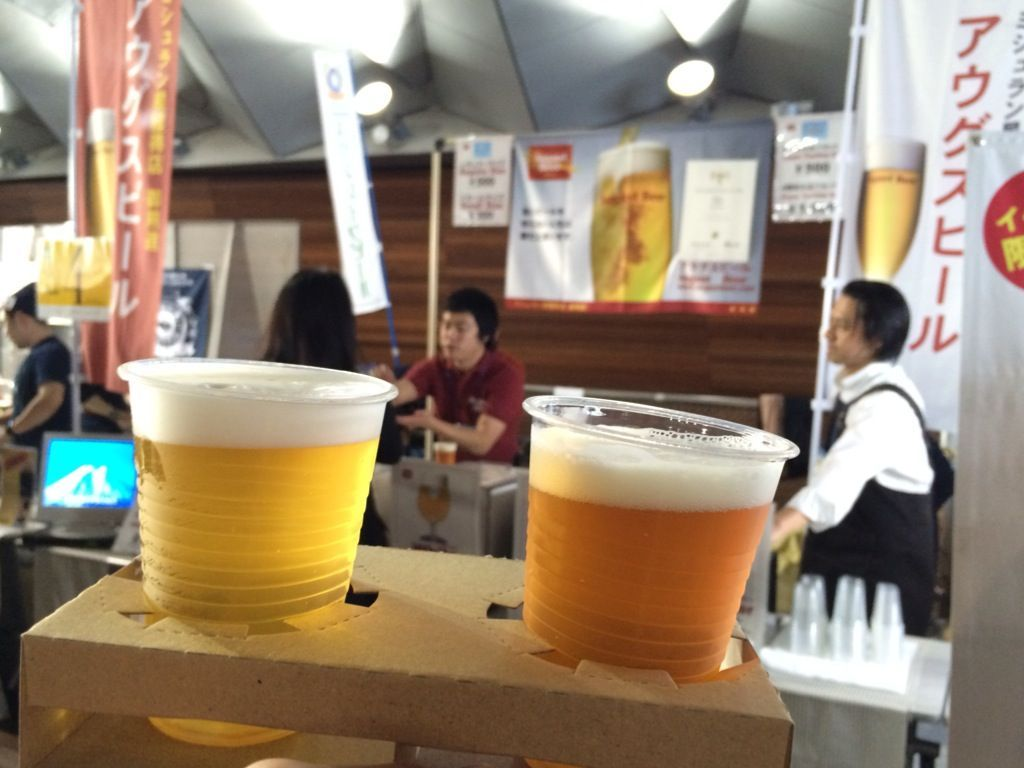 JAPAN BREWERS CUP FESTIVAL,2014,横浜,大桟橋,ビアフェス