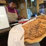 五反田,ダ・カ-ポ,ランチ,たい焼き