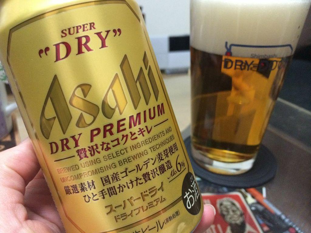 アサヒ ビール ドライプレミアム