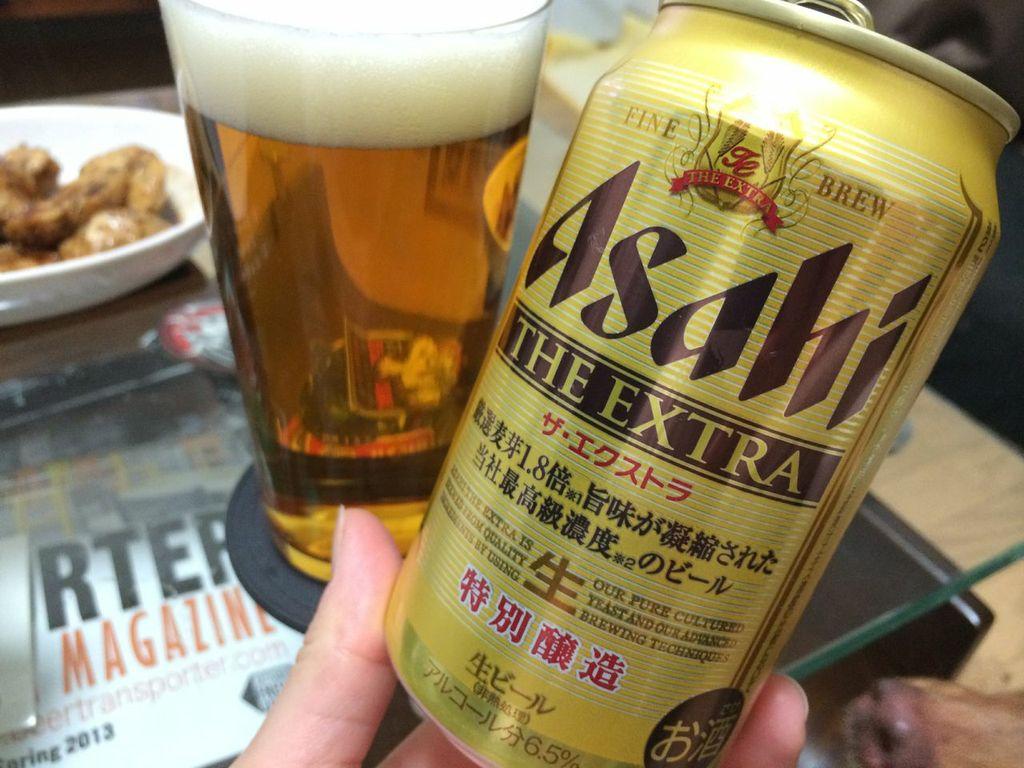 アサヒビール ザ・エクストラ ビール