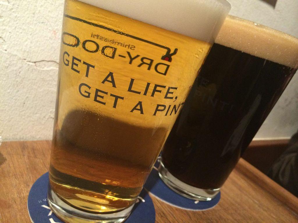 ドライドック,スーパードライ,ビール