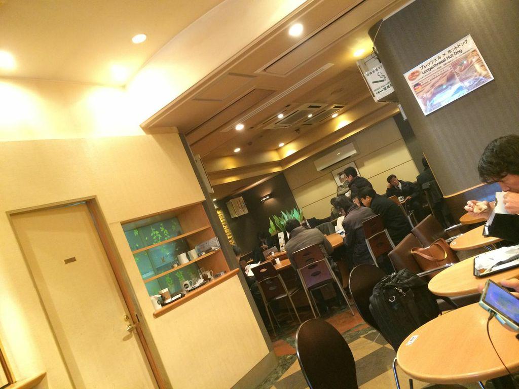 五反田,G-Style Cafe,モーニング,ラウゲンドッグ