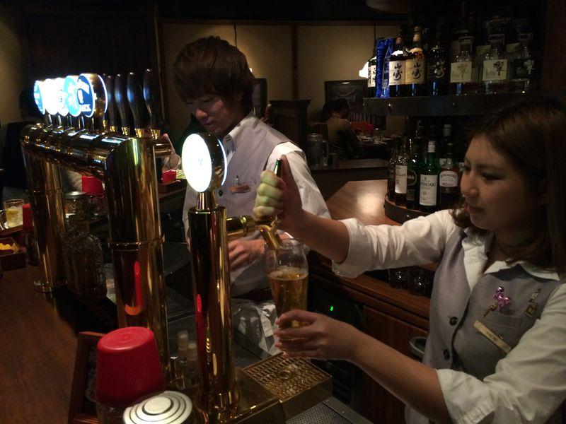 五反田,サニーサイド1923,ハイボール,ビール