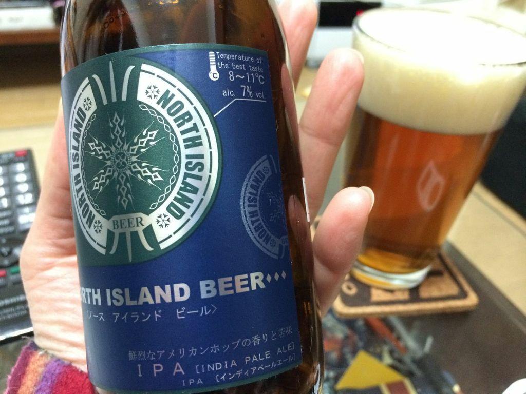 ノースアイランド,IPA,ビール