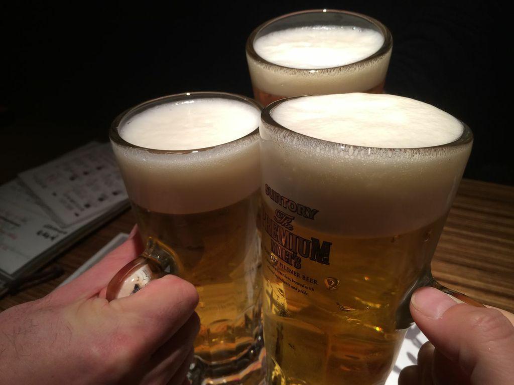 新橋,旬菜創魚 ととのえ,ビール,日本酒,居酒屋,刺身