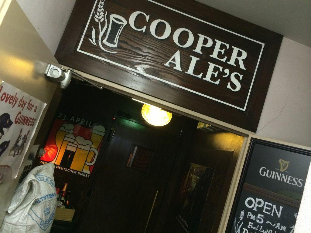 新橋,CooperAle's,クーパーエールズ,ビール