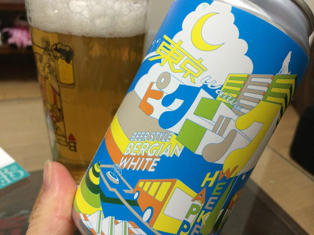 TokyoWaiwaiPicnic Beer
