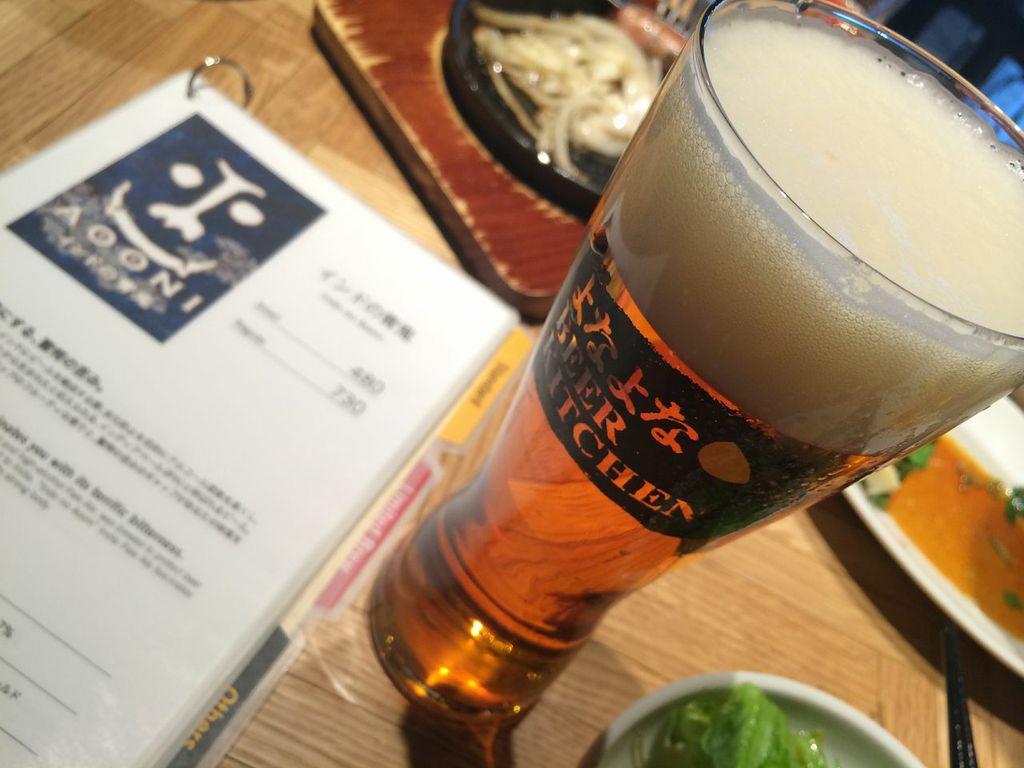 ヤッホーブルーイング インドの青鬼 ビール