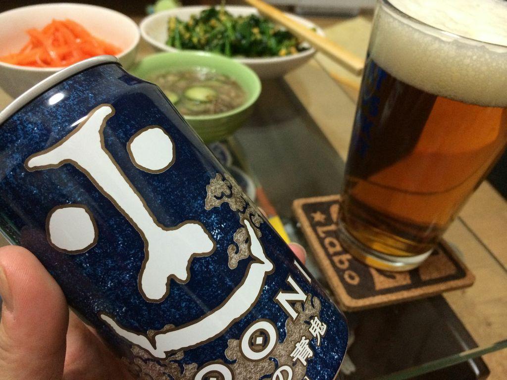 ヤッホー,よなよな,インドの青鬼,ビール,IPA