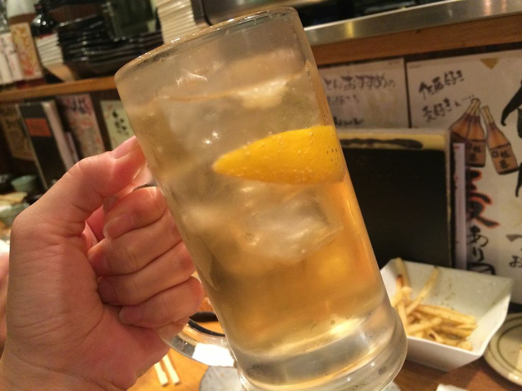 渋谷,とととりとん,ビール