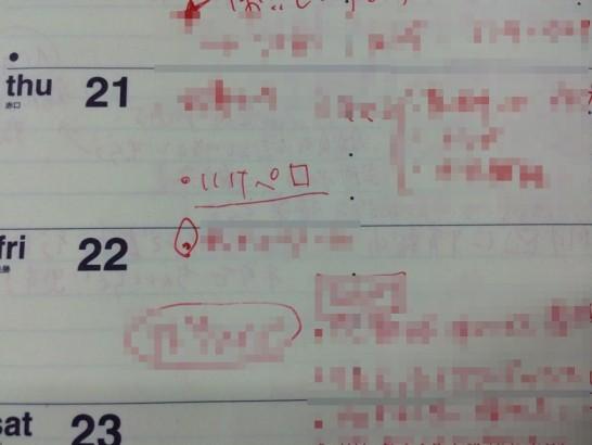 Diary(3)