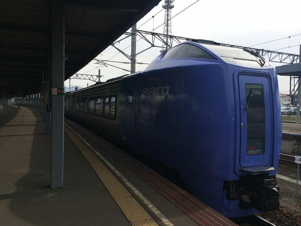 北海道,スーパー北斗,函館