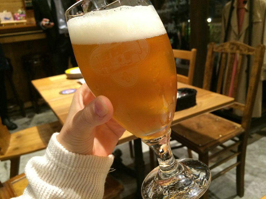 神田,Brasserie St.Bernardus,ブラッスリー セント・ベルナルデュス,ベルギー,ビール