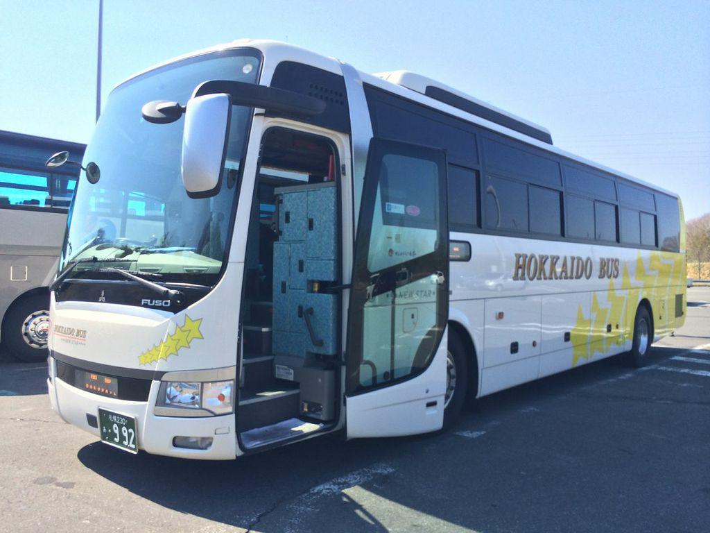 札幌,函館,高速バス,特急ニュースター号