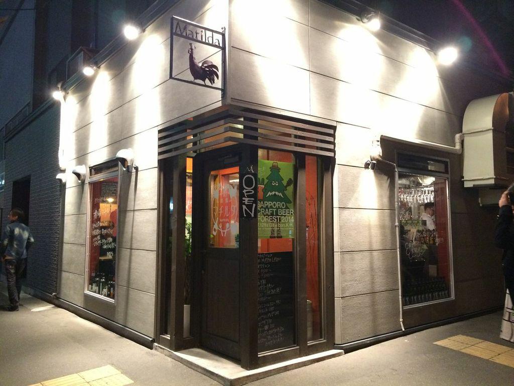 札幌,資生館小学校,すすきの,マチルダ,ビール