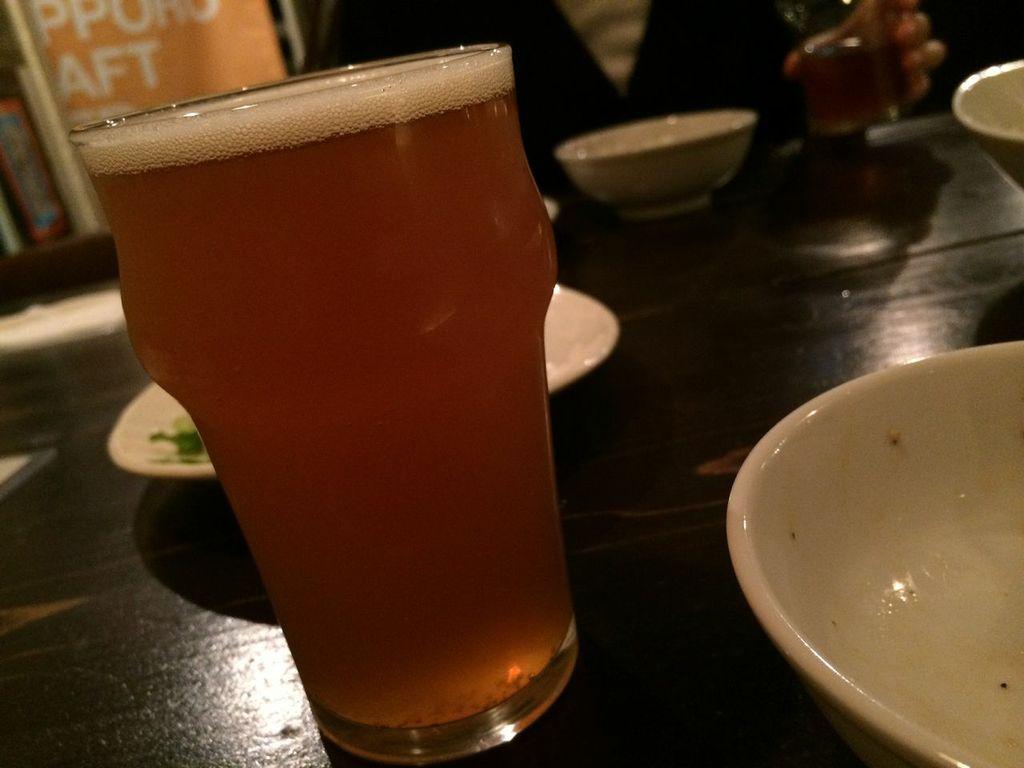 札幌,すすきの,Beer & Food HIGURASHI,ヒグラシ,ビール