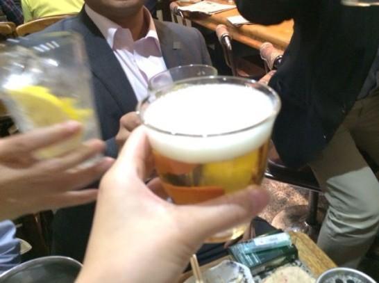 高輪台,グリル久住,洋食,ビール