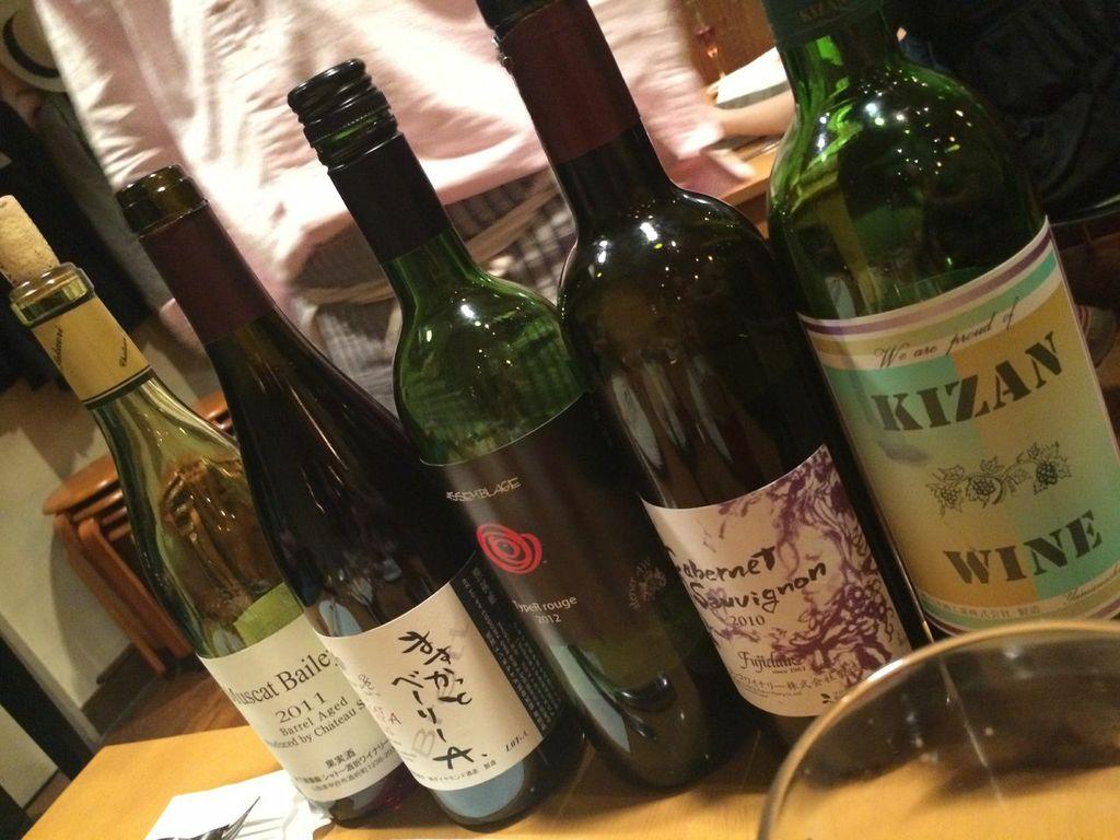GW,2014,山梨,甲府,ビール,もつやき下條,アウトサイダー,フォーハーツカフェ,勝沼,ワイン